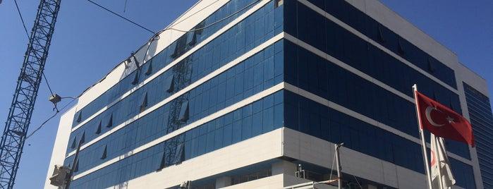 Gurtas İnsaat Beyoglu Taksim Egitim Ve Arastirma Hastanesi İnsaati is one of Taksim Meydani.