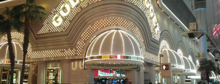 Golden Nugget Hotel & Casino is one of Vegas.