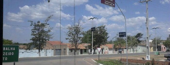 Missão Velha is one of Cidades que conheço.