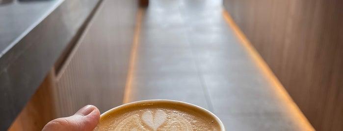 COYARD Coffee Roasters is one of Riyadh.