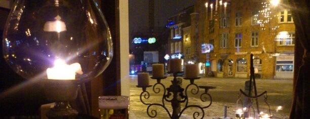 Speakers Corner is one of Ghent.