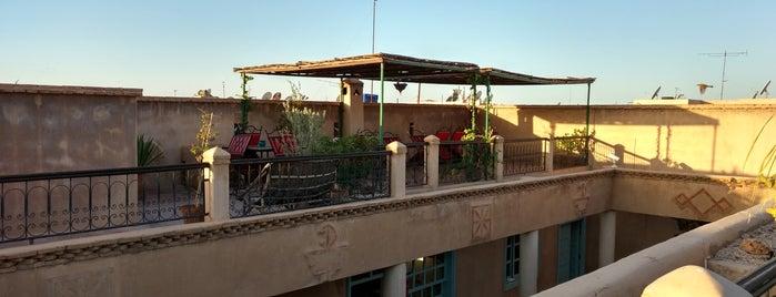 Riad Taroudant is one of Tempat yang Disukai Zomula.