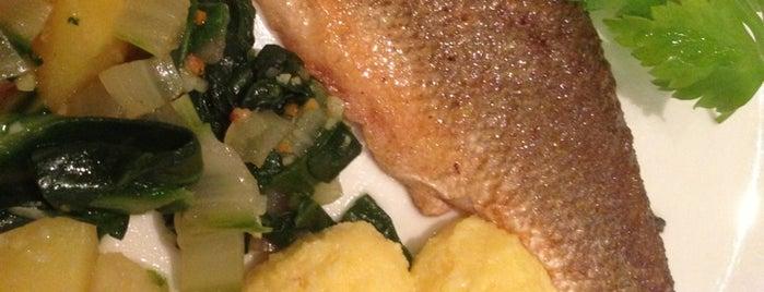 Fischrestaurant KAJ is one of To do.