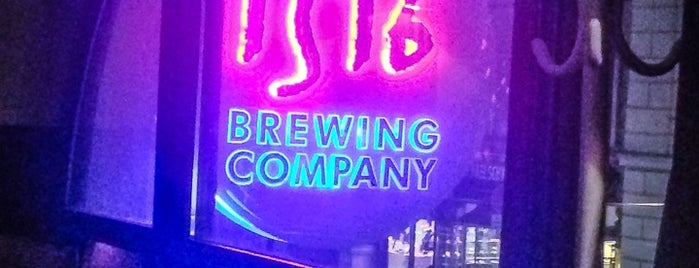 1516 The Brewing Company is one of Best Burgers.
