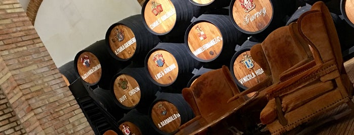 Consejo Regulador Del Jerez is one of Wine World.