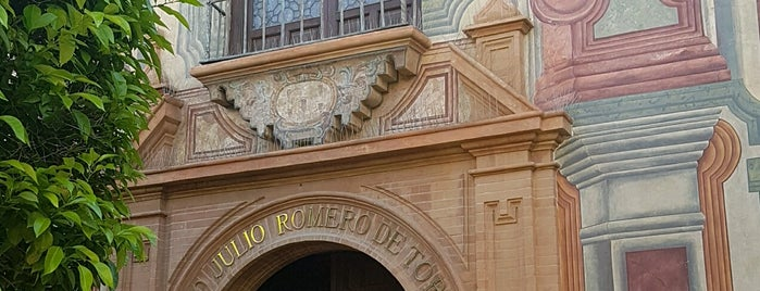 Museo Julio Romero de Torres is one of Lets do Cordoba.