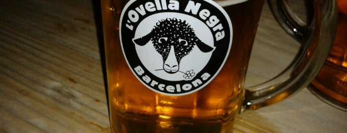 L'Ovella Negra is one of Pubs de Barcelona.