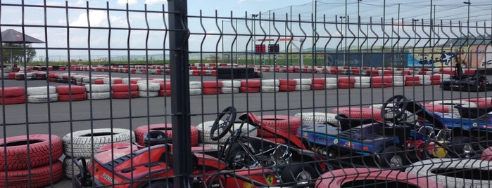 Go Kart Racing is one of Lugares favoritos de Victor Teodor.