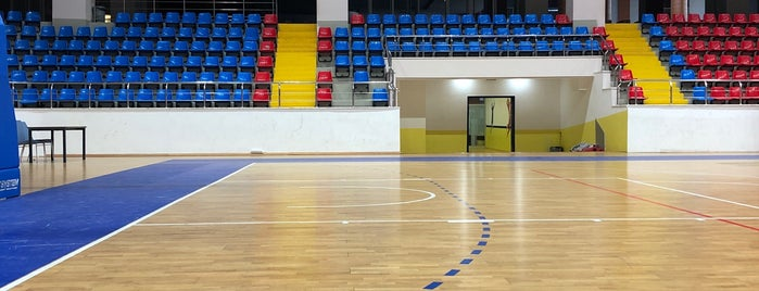 Beylikdüzü Kapalı Spor Salonu Kompleksi is one of SBL 님이 좋아한 장소.