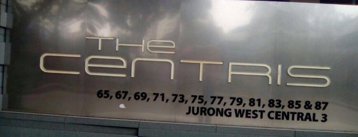 """The Centris is one of TPD """"The Perfect Day"""" Singapore (1x0)."""