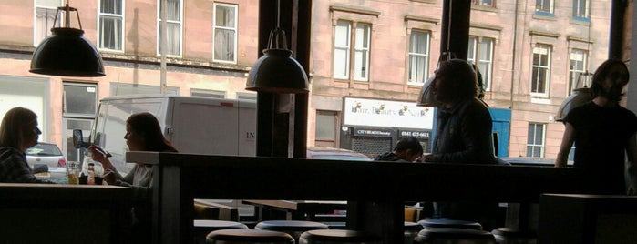 The Bungo is one of Restaurants in Glasgow.