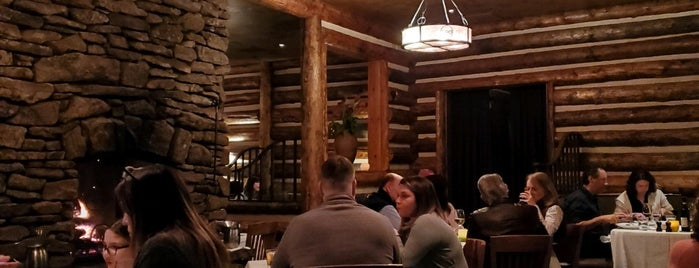 Snake River Grill is one of Jackson Hole.