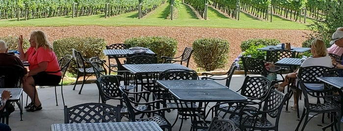 Burntshirt Vineyard is one of Wineries Visited.