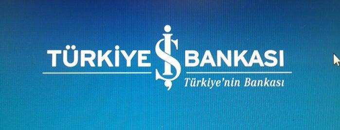 Türkiye İş Bankası is one of Huysuz'un Beğendiği Mekanlar.