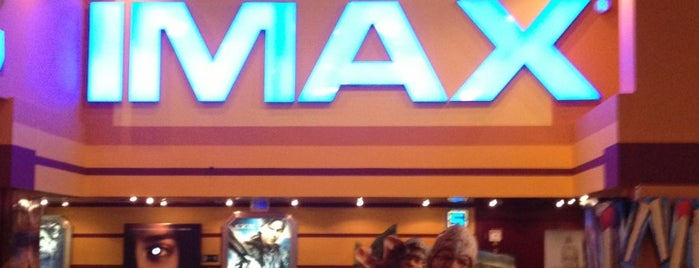 Каро Фильм IMAX is one of Кинотеатры Петербурга.