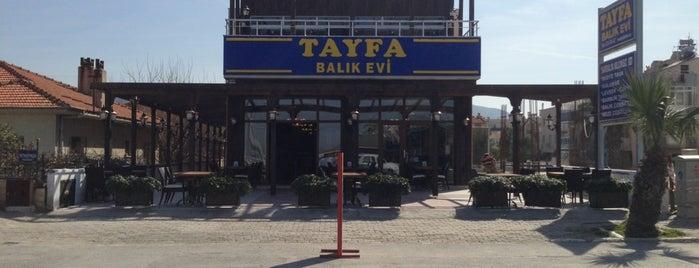 Tayfa Balık Evi is one of Lieux sauvegardés par Baris.