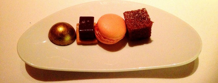 Le Bernardin is one of Best Places to Eat Right Now.