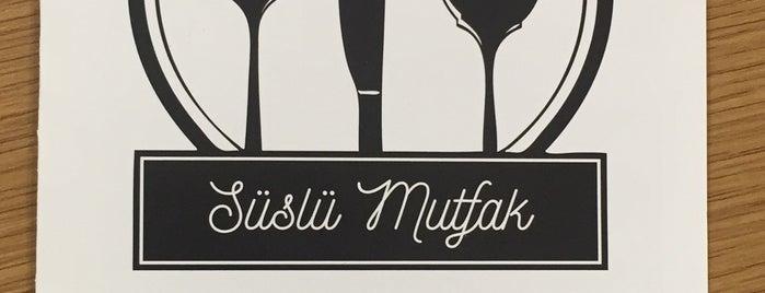 Süslü Mutfak is one of Posti che sono piaciuti a Funda.