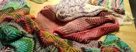 Storkurinn is one of Reykjavík for the knitter.