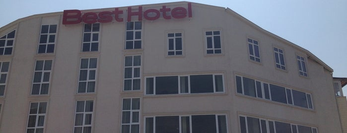 Best Hotel is one of Lugares favoritos de Ahu.