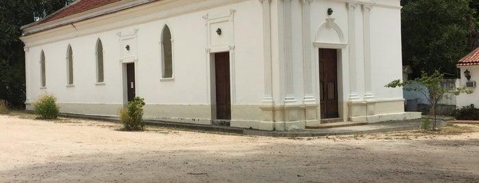Igreja de São Roque is one of Viagem.