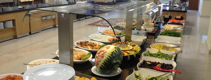 Han Restaurant is one of สถานที่ที่ Eser Ozan ถูกใจ.