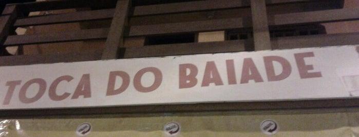 Toca do Baiade is one of Tempat yang Disukai Helem.