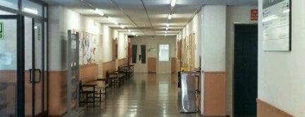 Escola Tècnica Superior d'Enginyeries Industrial i Aeronàutica de Terrassa is one of Lieux qui ont plu à Carlos.