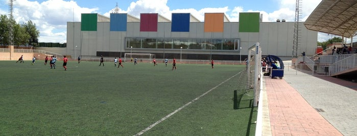 Polideportivo Municipal De Paiporta is one of Valencia.