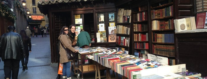 Librería San Ginés is one of Madrid.