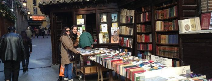 Librería San Ginés is one of Spain & Portugal.