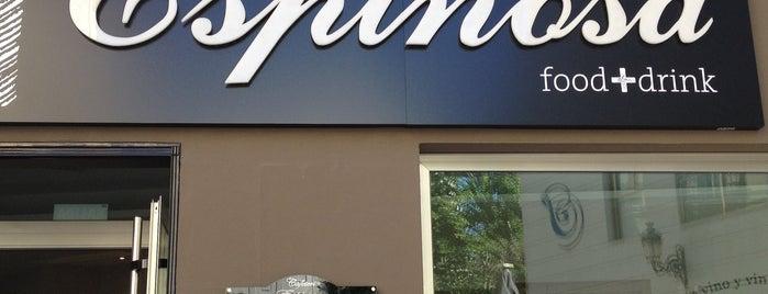 Restaurante Espinosa is one of valencia.