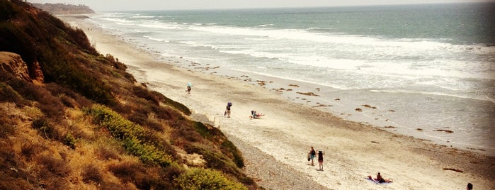 South Ponto Beach (South Carlsbad Beach) is one of Posti che sono piaciuti a Amaya.