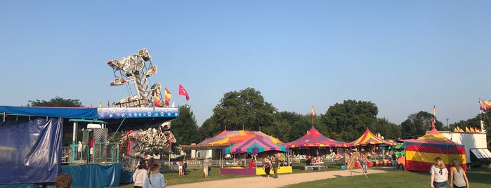 Brown County Fairgrounds is one of Michael : понравившиеся места.