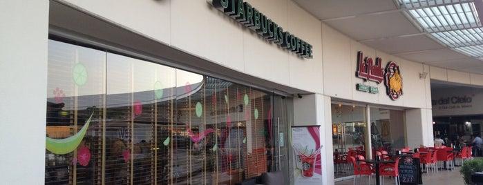 Starbucks is one of สถานที่ที่ Leo ถูกใจ.