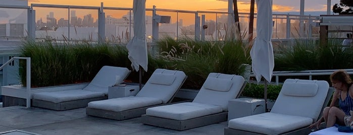 1 Hotel South Beach Rooftop & Lounge Bar is one of JR umana 님이 저장한 장소.