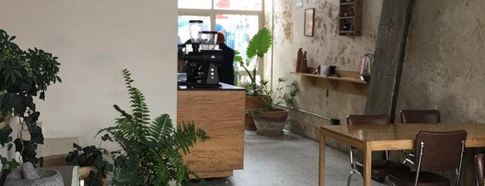 Comala Barra de Café is one of GDL 2018.