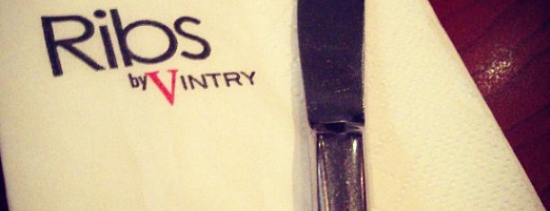 Ribs by Vintry is one of Pleasurable Dining.