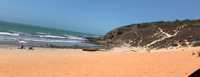 Praia da Malhada is one of Jericoacoara - Feriadão Tiradentes.