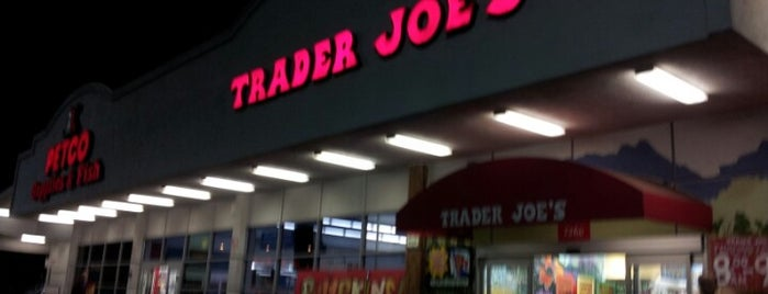 Trader Joe's is one of los angeles.