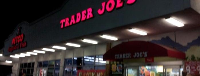 Trader Joe's is one of los angeles.