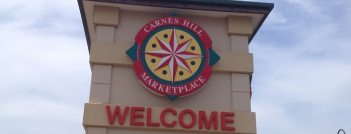 Carnes Hill Marketplace is one of Locais curtidos por Talha.