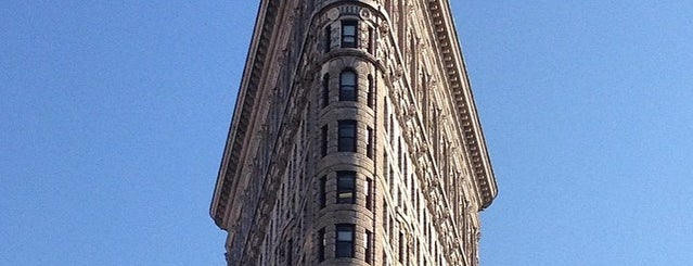 Flatiron Building is one of Affinia Dumont's Local Tips.