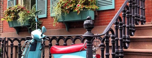 Greenwich Village is one of NEW YORK CITY : Manhattan in 10 days! #NYC enjoy.