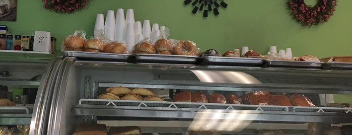 Alicia's Bakery is one of WNY.