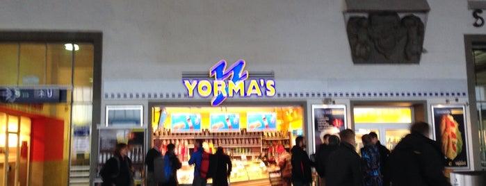 YORMA'S is one of Posti che sono piaciuti a Amit.
