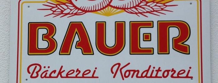 Bäckerei Bauer is one of Essen gehen.