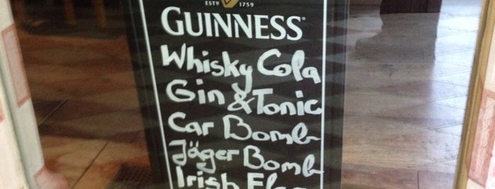 Dubliner is one of Ivaさんのお気に入りスポット.