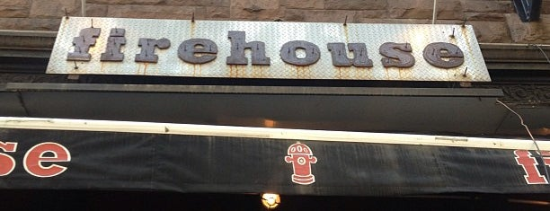 Firehouse Tavern is one of Shitty NYC.