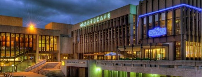 Artscape Theatre is one of Cape town.